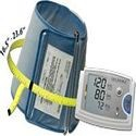 A&D Blood Pressure Monitor, Automatic, Extra Large Cuff
