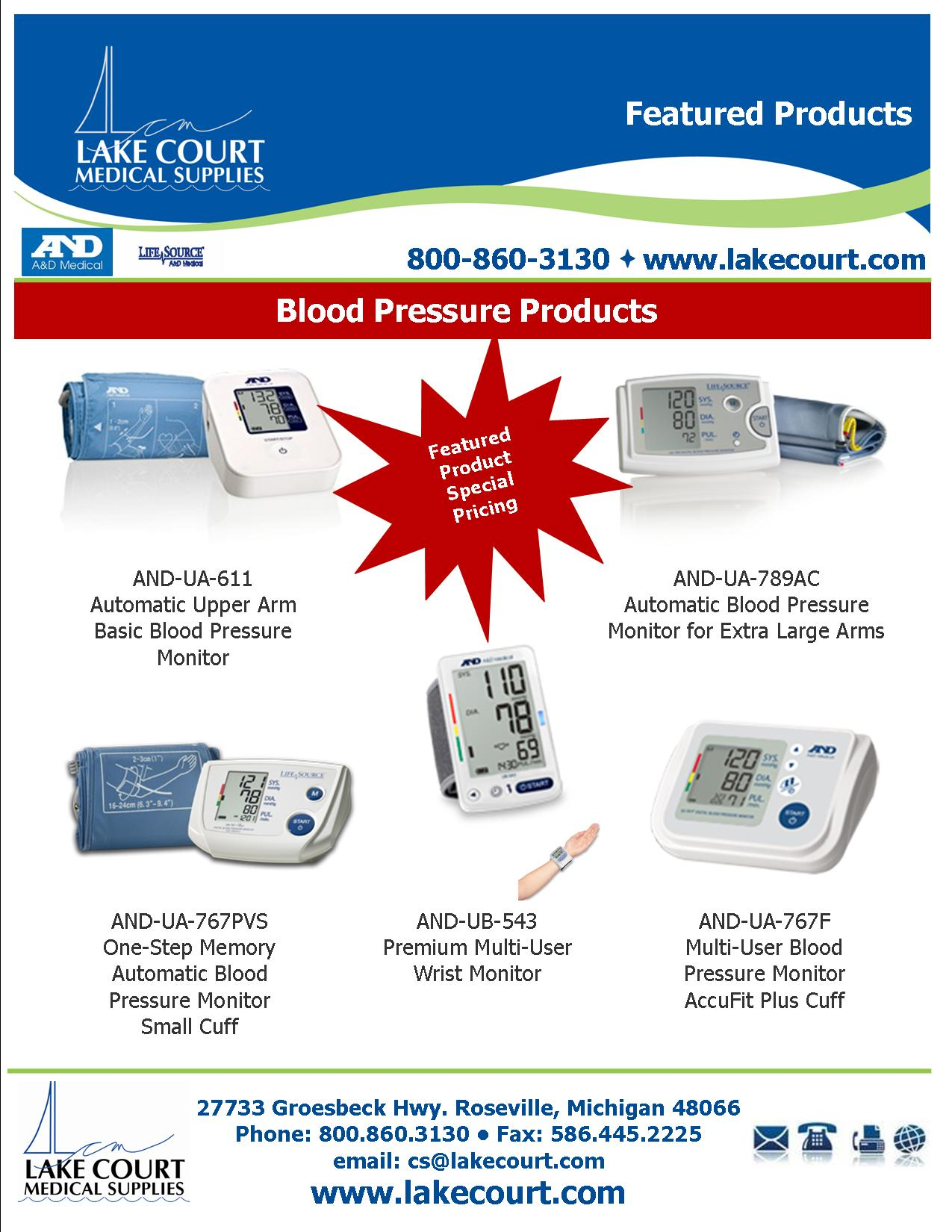 7e6d852474 >Current Promo A&D Medical LCM Flyer · >