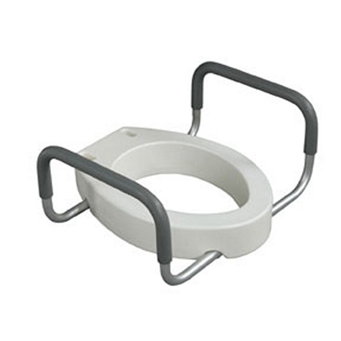 Drive Raised Toilet Seat With Arms.Lake Court Medical Supplies