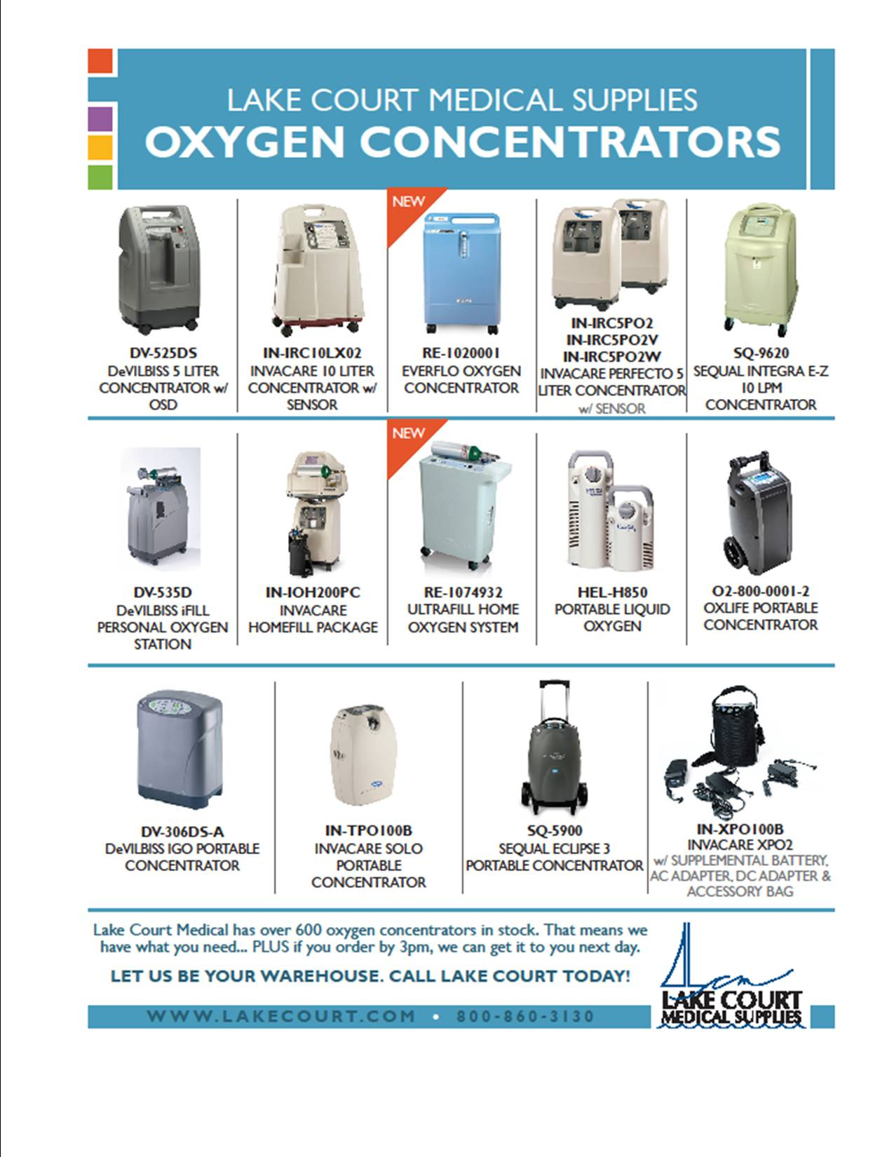 741759b0f5 Lake Court Medical Supplies Oxygen Concentrators ...